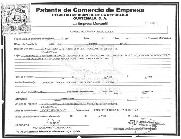 como cancelar una solicitud de patente comercial
