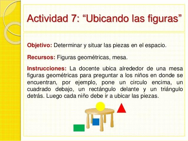 actividad ludica para niños seguir instrucciones