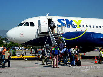 condiciones de vuelo sky low cost