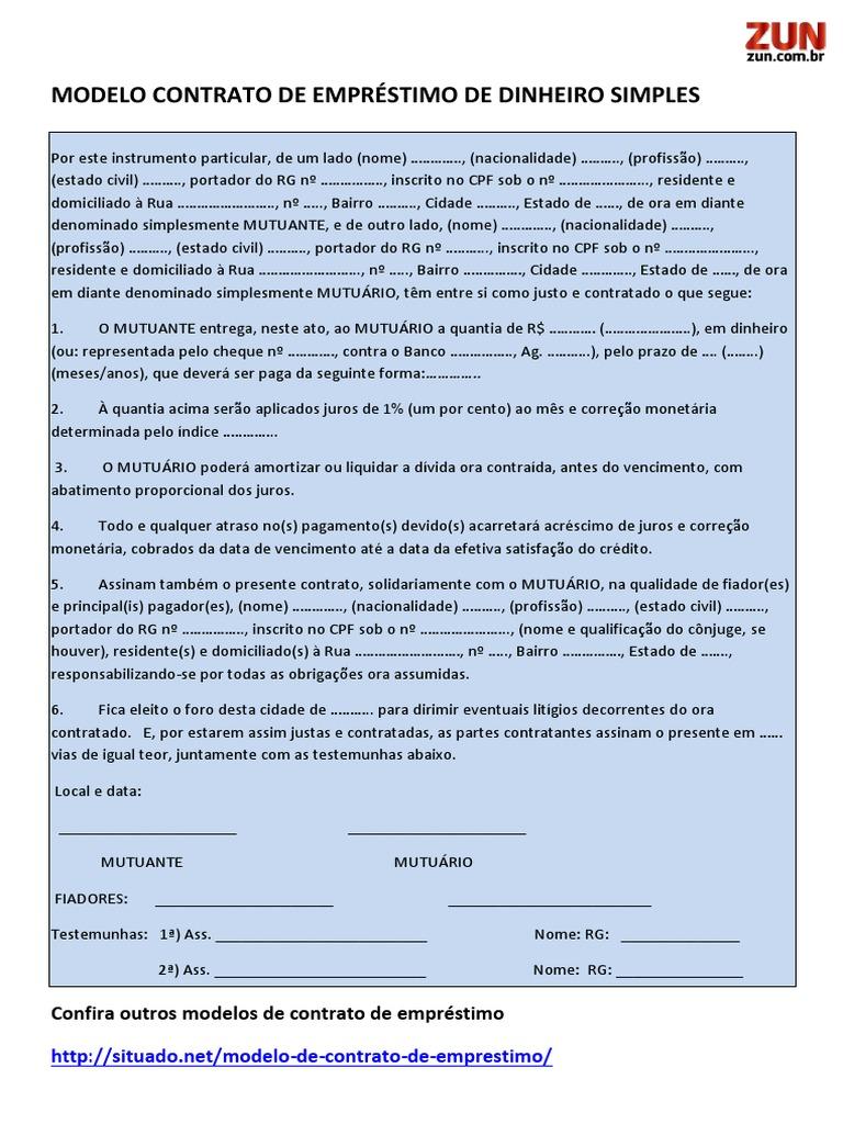 contrato de leasing modelo pdf