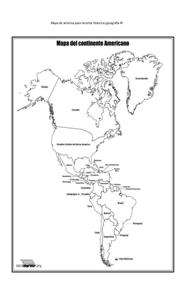 america y las americas pdf
