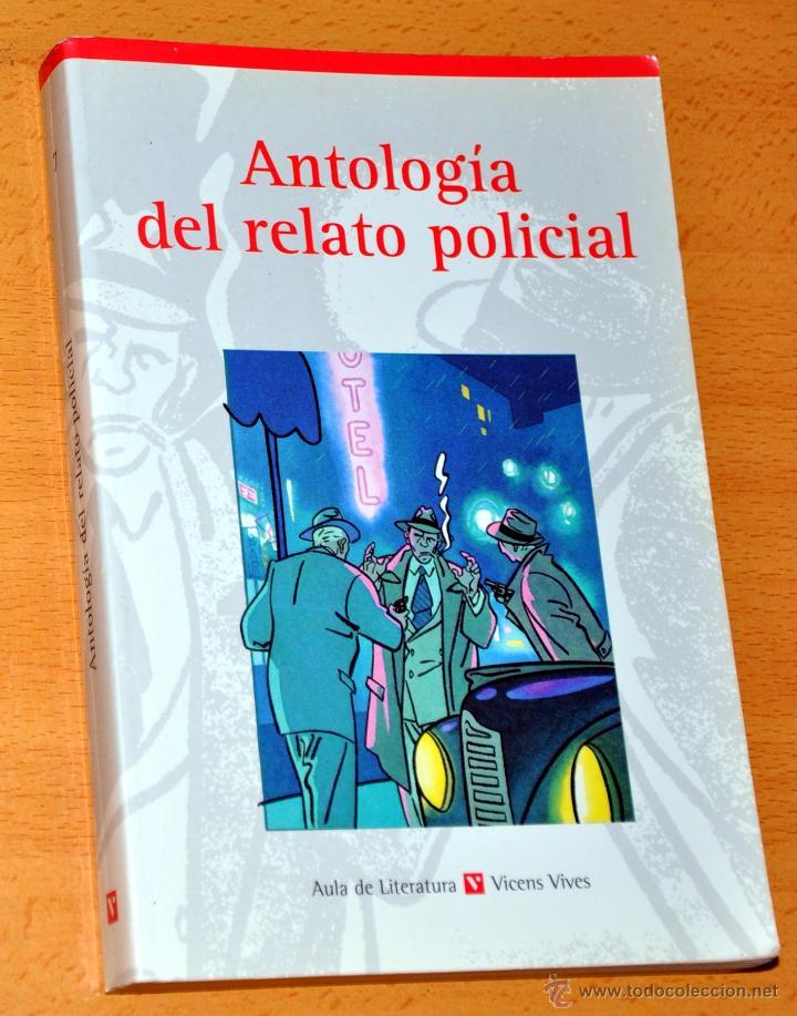 antologia del relato policial pdf