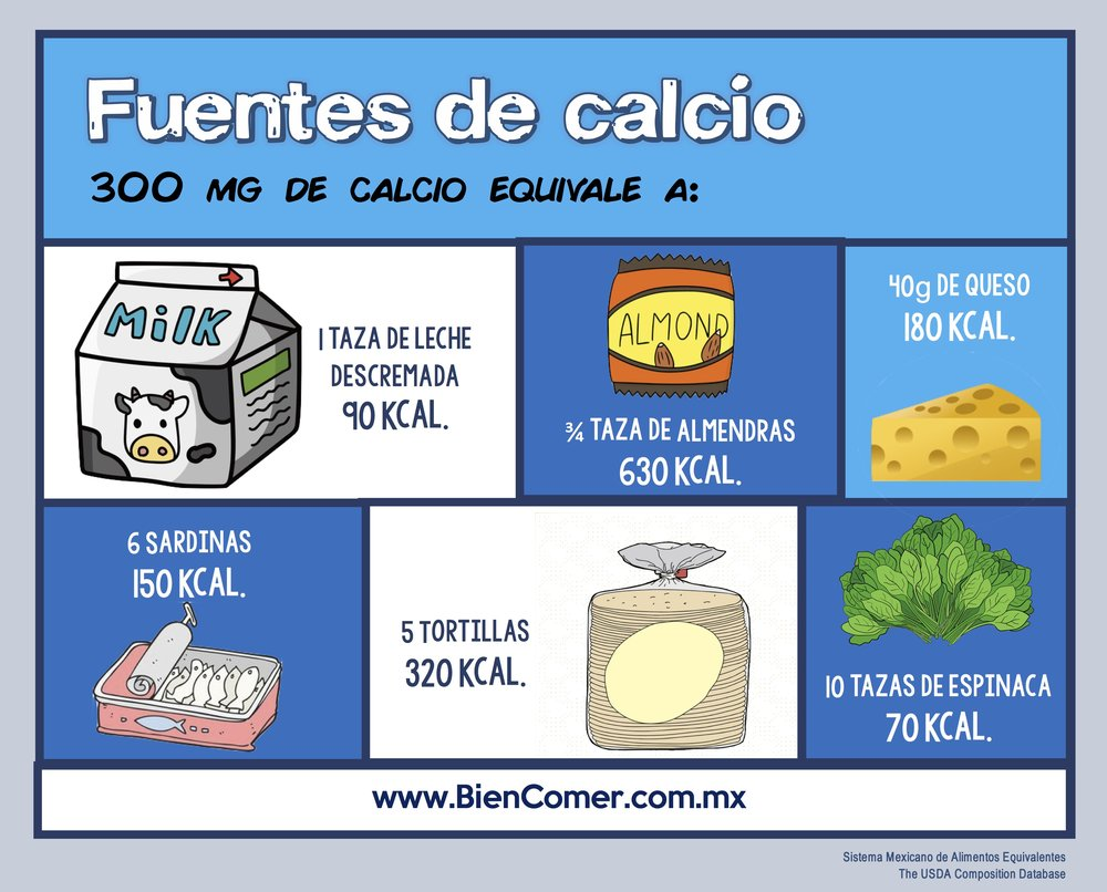 bebidas vegetales y aporte de calcio pdf