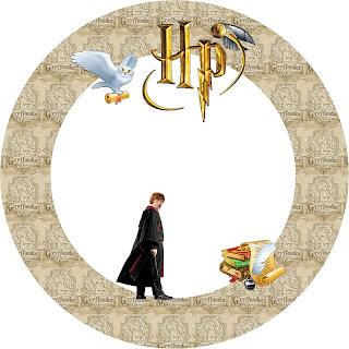 decoraciones de harry potter para cumpleaños para imprimir pdf