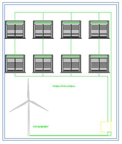 condiciones de diseño en eolicas y solares