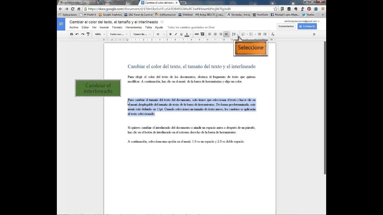 cambiar color de texto en un pdf gratis