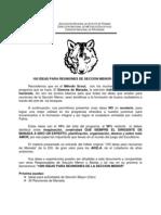 cartilla del lobo cazador pdf
