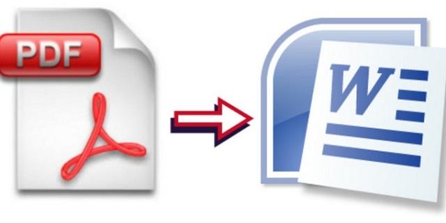convertir de pdf a word para escribir