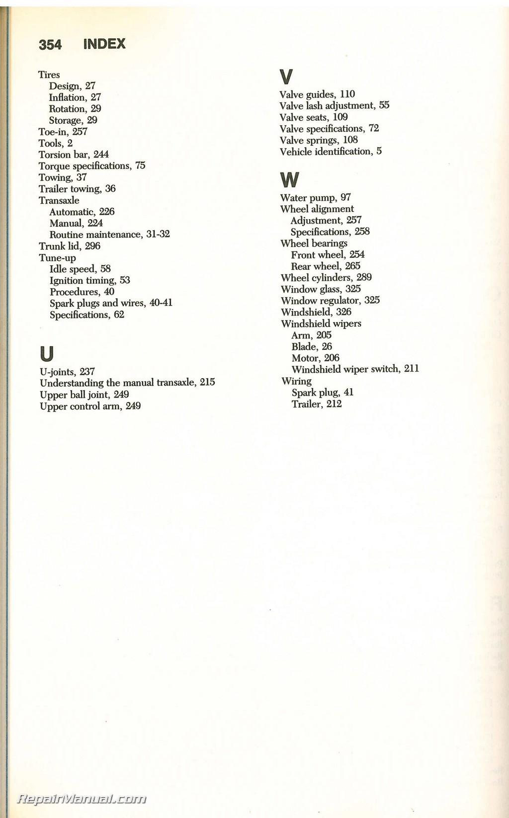 civic crx 1986 service manual pdf