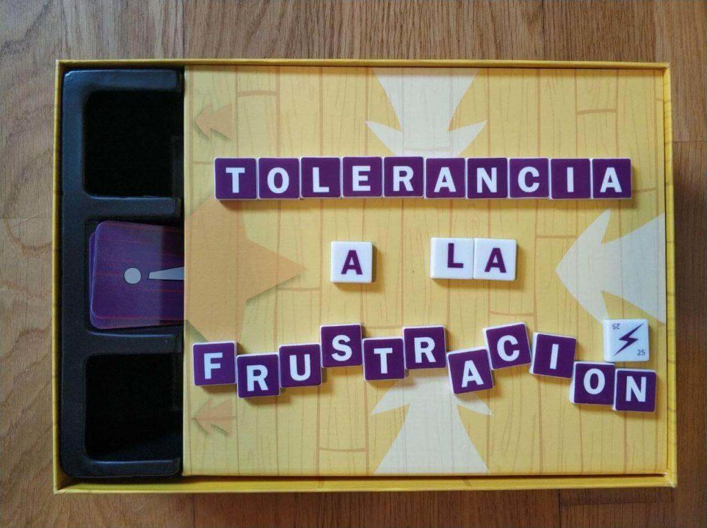 como trabajar la tolerancia a la frustracion en niños pdf
