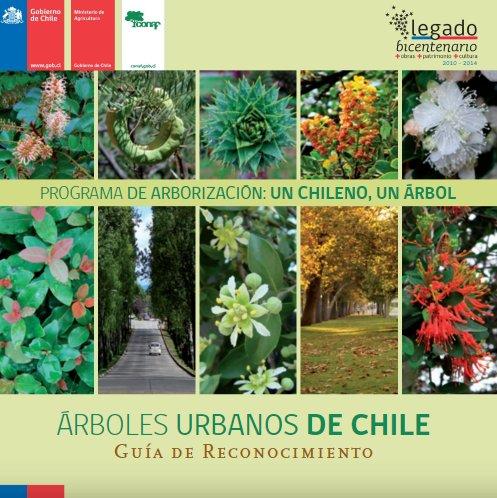 arboles urbanos de chile guia de reconocimiento pdf conaf