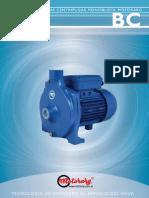 bomba centrifuga ficha tecnica pdf