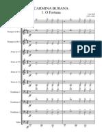 carmina burana partitura coral completa pdf