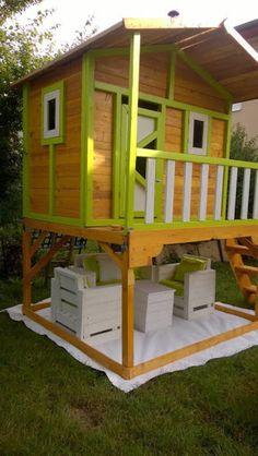 casita de madera para niños pdf