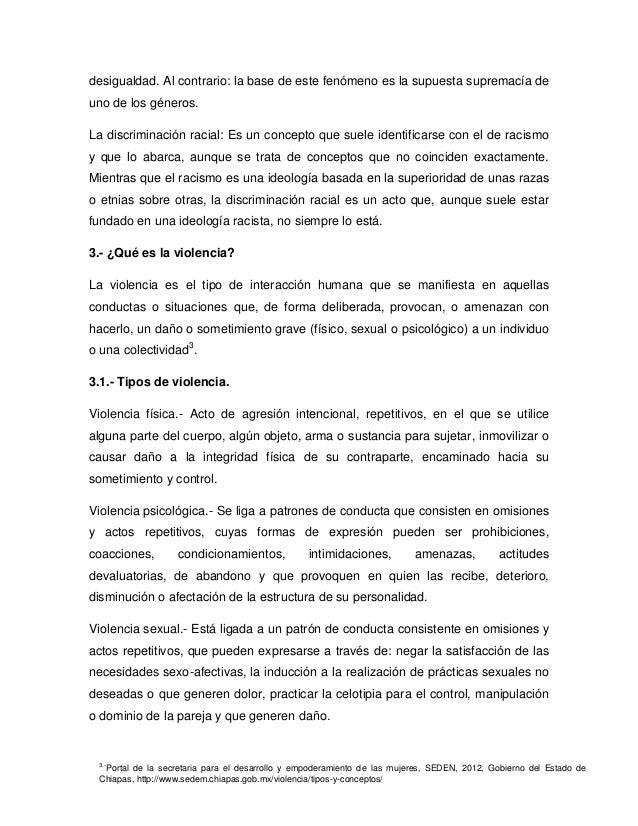 causas de la violencia contra la mujer pdf