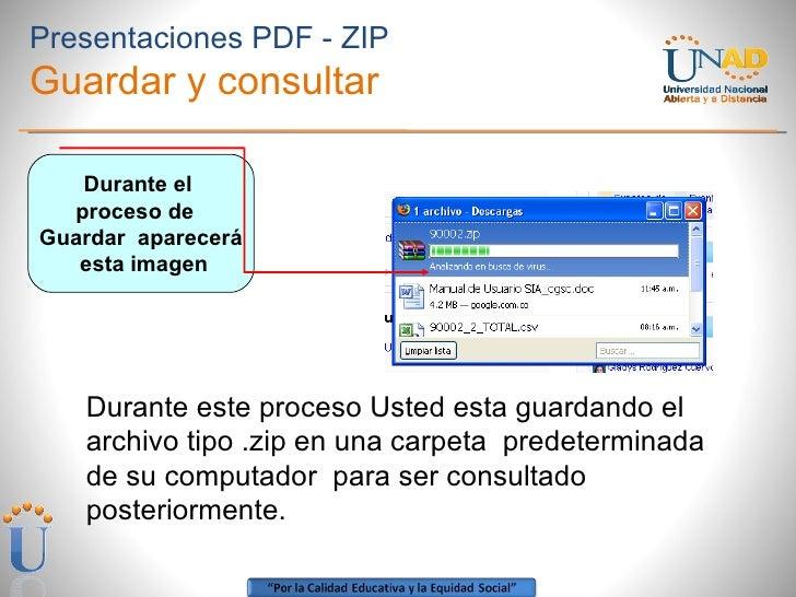 como poner tipo de archivo pdf para guardar en computador