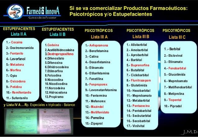 condiciones adecuada de almacenamiento y ventas de productos farmaceuticos
