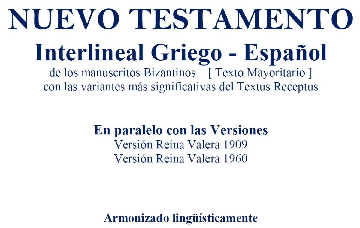 curso avanzado del griego del nuevo testamento pdf