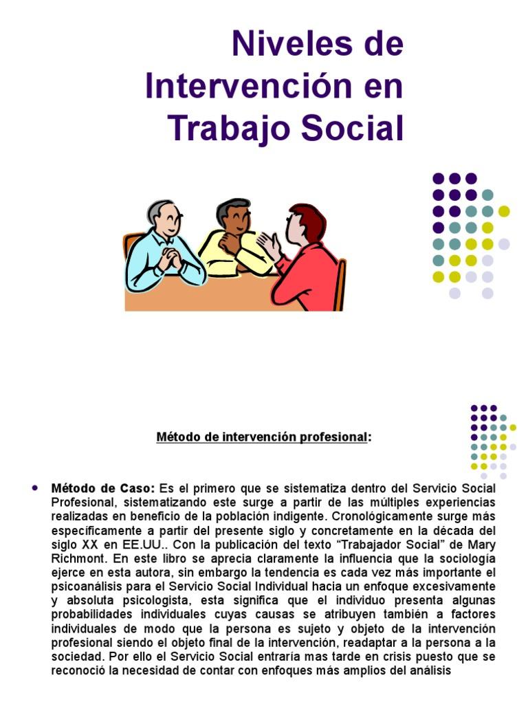 del trabajador social a los distintos contesxtos pdf