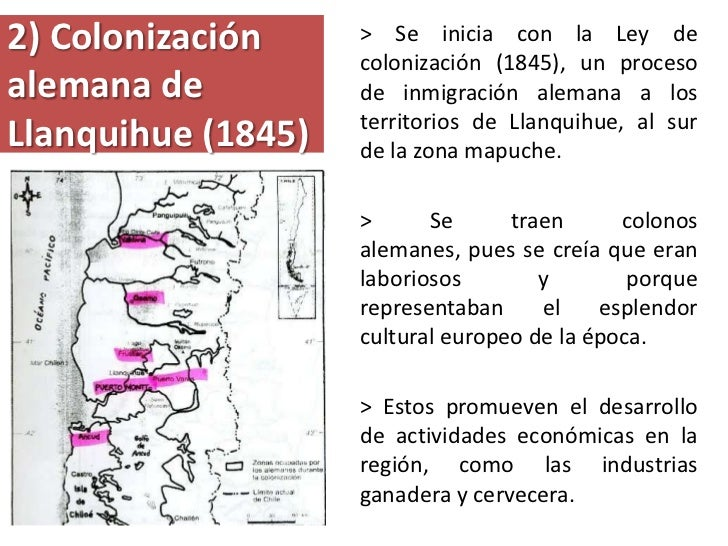 colonización alemana en chile pdf