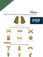 del comportamiento de oficiales del ejercito de chile pdf