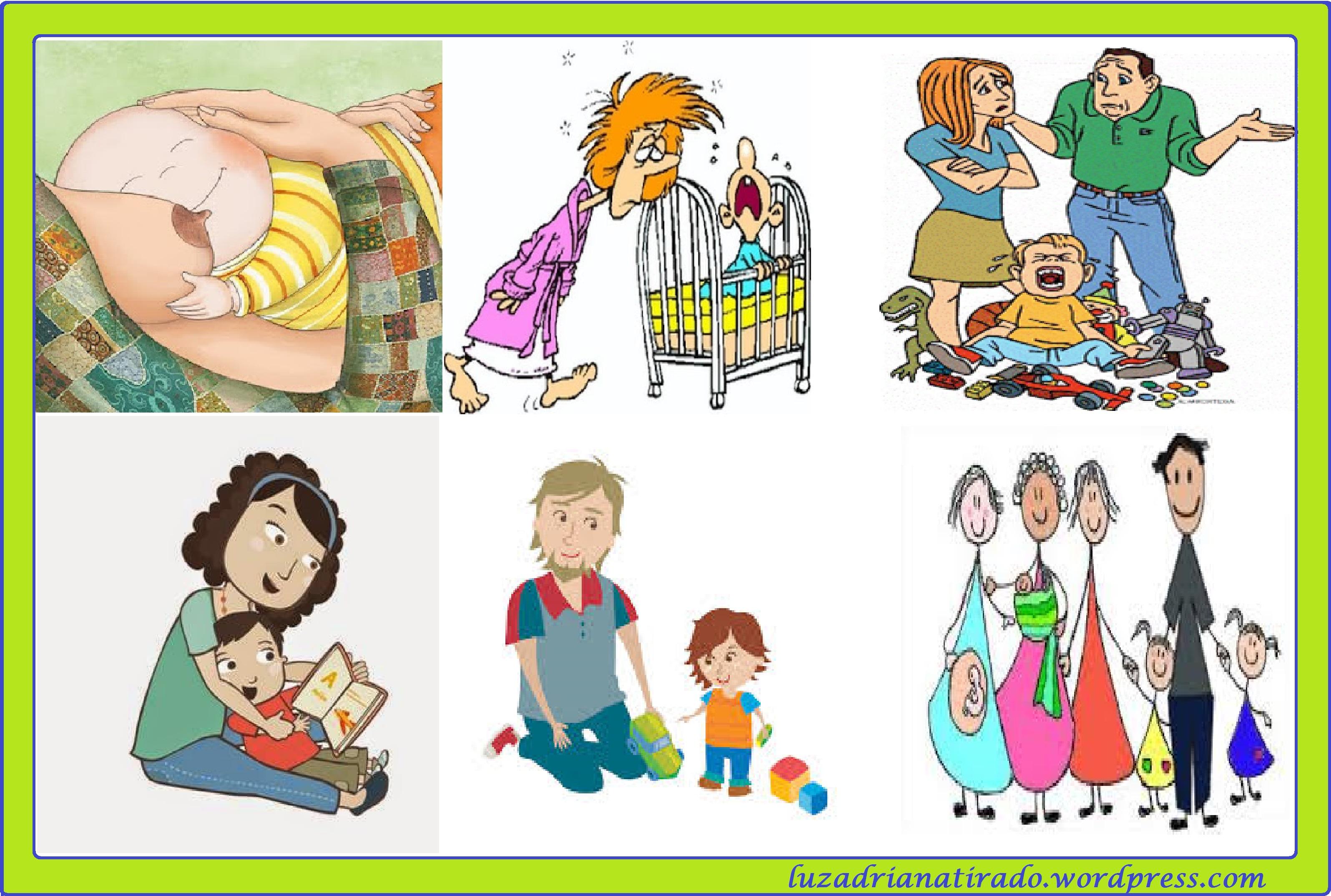 del cuidado personal de los hijos pdf
