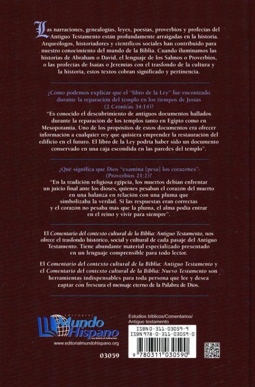 comentario del contexto cultural de la biblia antiguo testamento pdf