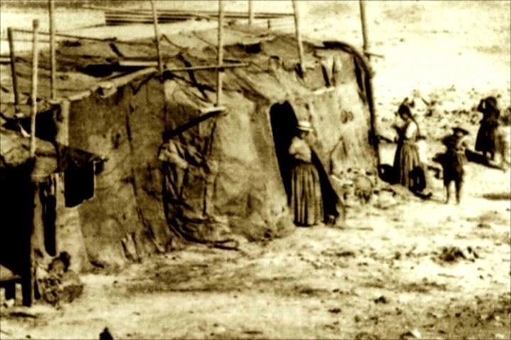 condiciones en las que trabajaban los obreros del salitre